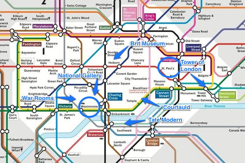 Карта метро Лондона | Карта метро Лондона с ...: http://www.turmir.by/index.php?newsid=22905