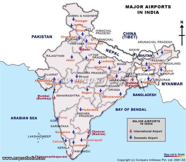 международные аэропорты морские порты