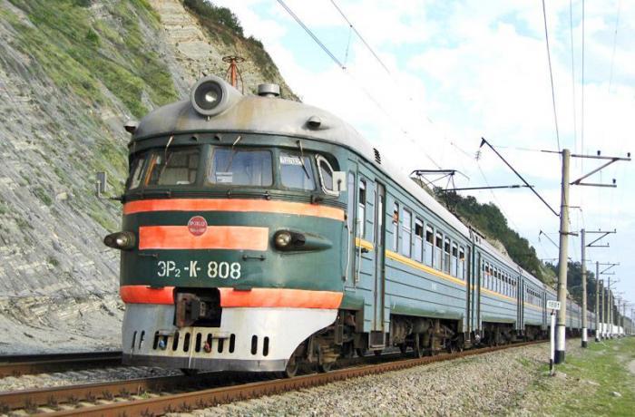 Абхазская железная дорога — Википедия